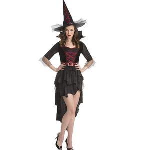 Palamon Midnight Witch Costume